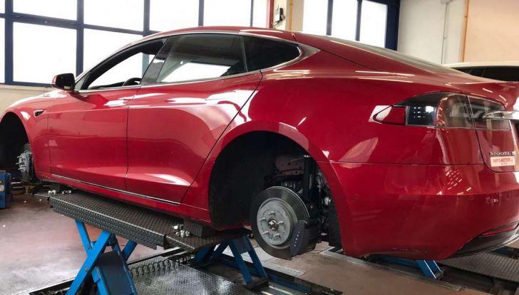 Pneumatici invernali anche sulle auto elettriche: Michelin Alpin è il top - Foto 13 di 28