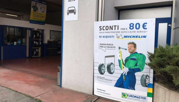 Pneumatici invernali anche sulle auto elettriche: Michelin Alpin è il top - Foto 15 di 28