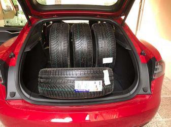 Pneumatici invernali anche sulle auto elettriche: Michelin Alpin è il top