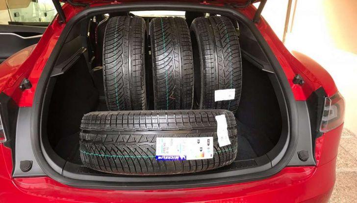 Pneumatici invernali anche sulle auto elettriche: Michelin Alpin è il top - Foto 1 di 28