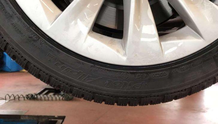 Pneumatici invernali anche sulle auto elettriche: Michelin Alpin è il top - Foto 27 di 28