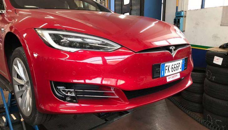Pneumatici invernali anche sulle auto elettriche: Michelin Alpin è il top - Foto 12 di 28