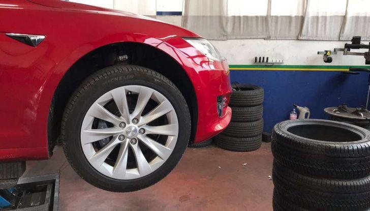 Pneumatici invernali anche sulle auto elettriche: Michelin Alpin è il top - Foto 2 di 28