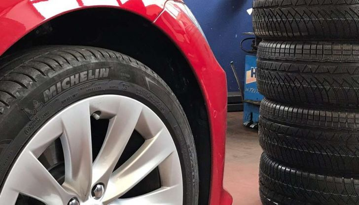 Pneumatici invernali anche sulle auto elettriche: Michelin Alpin è il top - Foto 6 di 28