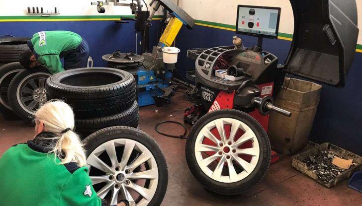 Pneumatici invernali anche sulle auto elettriche: Michelin Alpin è il top - Foto 8 di 28