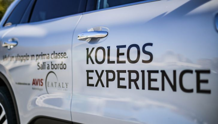 Koleos Experience per Eataly con Francesco Fontana Giusti e Oscar Farinetti - Foto 3 di 14