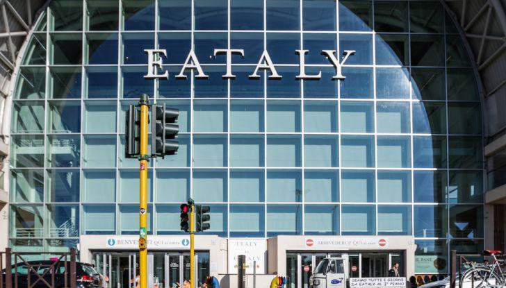 Koleos Experience per Eataly con Francesco Fontana Giusti e Oscar Farinetti - Foto 8 di 14