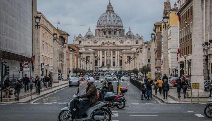 Roma come Londra, arriva il pedaggio per accedere al centro città - Foto 2 di 9