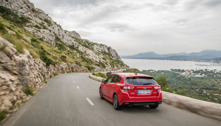 Test drive Subaru Impreza 2018: Motore Boxer, AWD e tanta sicurezza - Foto 5 di 30