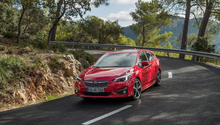 Test drive Subaru Impreza 2018: Motore Boxer, AWD e tanta sicurezza - Foto 9 di 30