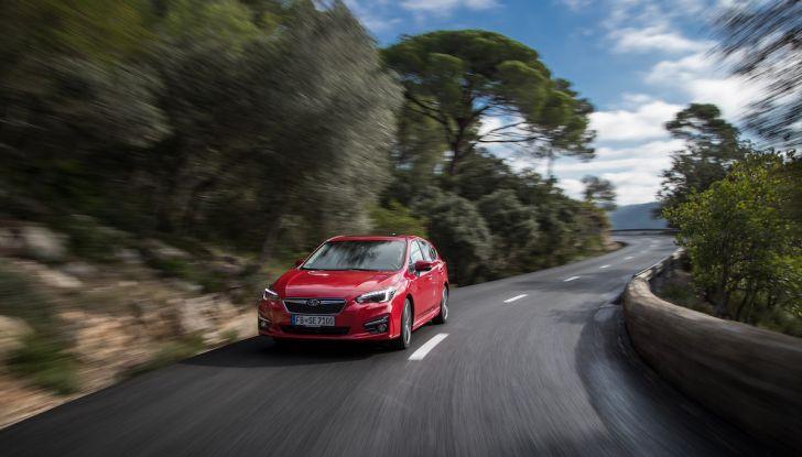 Test drive Subaru Impreza 2018: Motore Boxer, AWD e tanta sicurezza - Foto 13 di 30