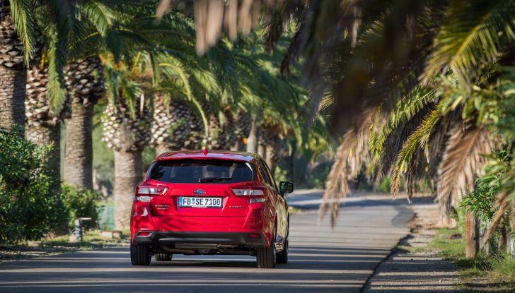 Test drive Subaru Impreza 2018: Motore Boxer, AWD e tanta sicurezza - Foto 15 di 30