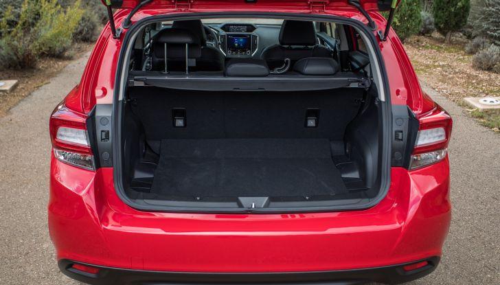 Test drive Subaru Impreza 2018: Motore Boxer, AWD e tanta sicurezza - Foto 19 di 30