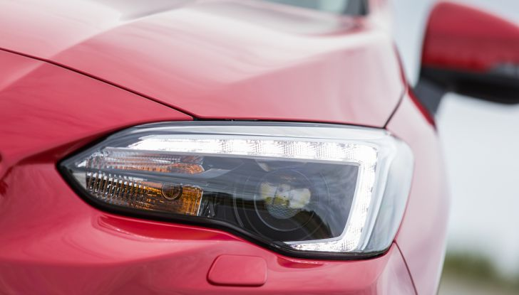 Test drive Subaru Impreza 2018: Motore Boxer, AWD e tanta sicurezza - Foto 20 di 30