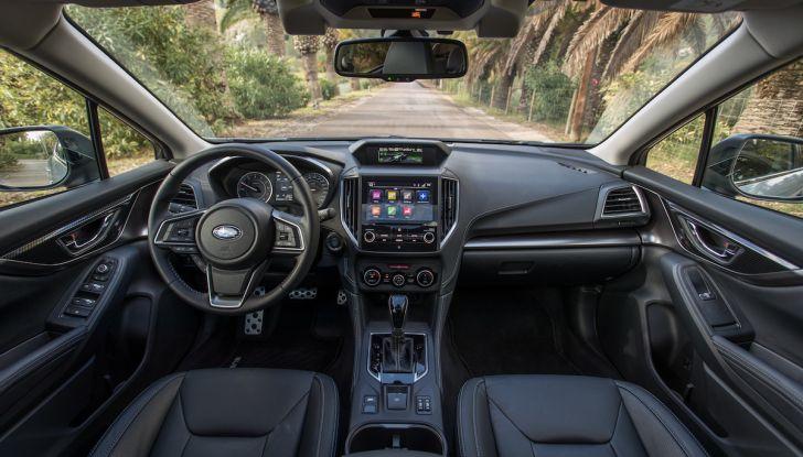 Test drive Subaru Impreza 2018: Motore Boxer, AWD e tanta sicurezza - Foto 21 di 30