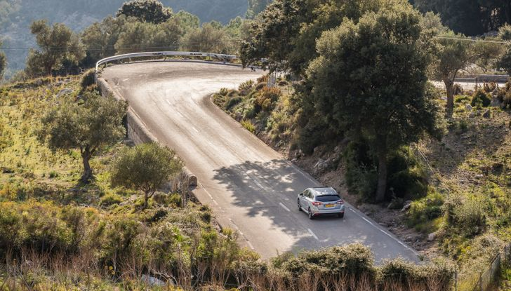 Test drive Subaru Impreza 2018: Motore Boxer, AWD e tanta sicurezza - Foto 22 di 30