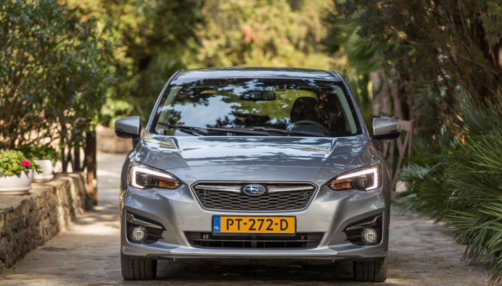 Test drive Subaru Impreza 2018: Motore Boxer, AWD e tanta sicurezza - Foto 23 di 30