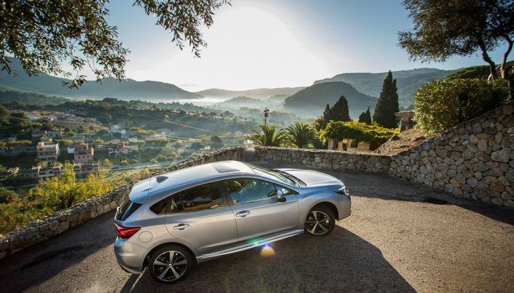 Test drive Subaru Impreza 2018: Motore Boxer, AWD e tanta sicurezza - Foto 25 di 30