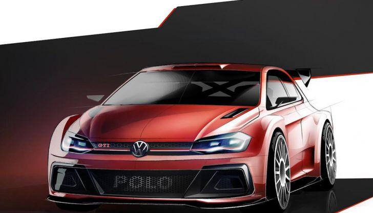 Volkswagen Polo GTI R5, sportiva da 270CV per WRC e privati - Foto  di