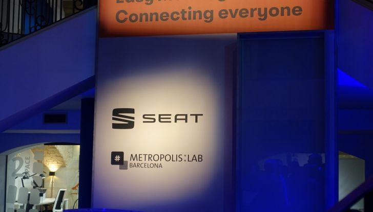 SEAT allo Smart City Expo World Congress 2017: ecco tutte le novità - Foto 12 di 16