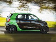 Smart elettrica più conveniente di Diesel e benzina!