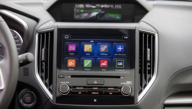 Test drive Subaru Impreza 2018: Motore Boxer, AWD e tanta sicurezza - Foto 6 di 30