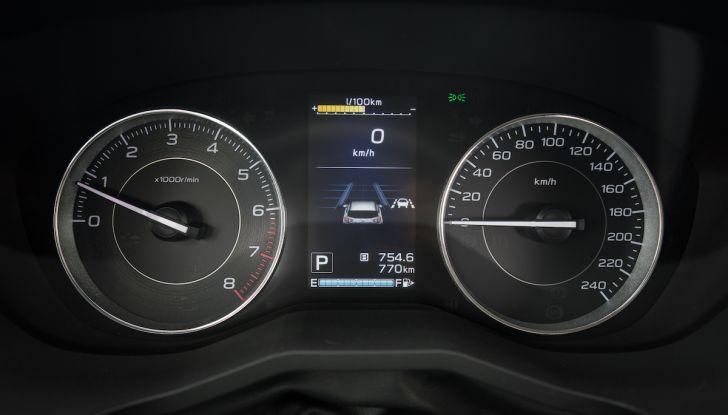 Test drive Subaru Impreza 2018: Motore Boxer, AWD e tanta sicurezza - Foto 7 di 30