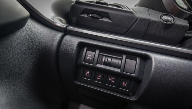 Test drive Subaru Impreza 2018: Motore Boxer, AWD e tanta sicurezza - Foto 29 di 30