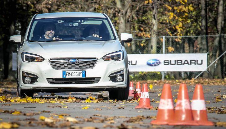 Test drive Subaru Impreza 2018: Motore Boxer, AWD e tanta sicurezza - Foto 3 di 30