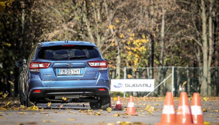 Test drive Subaru Impreza 2018: Motore Boxer, AWD e tanta sicurezza - Foto 30 di 30