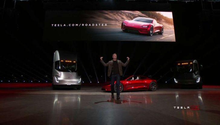 Il nuovo Truck Semi di casa Tesla scelto da Pepsi - Foto 3 di 18