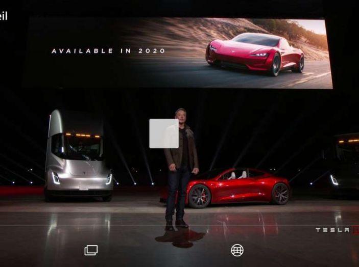 Il nuovo Truck Semi di casa Tesla scelto da Pepsi - Foto 12 di 18
