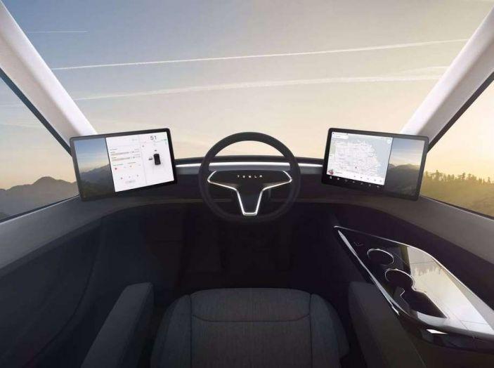 Il nuovo Truck Semi di casa Tesla scelto da Pepsi - Foto 16 di 18