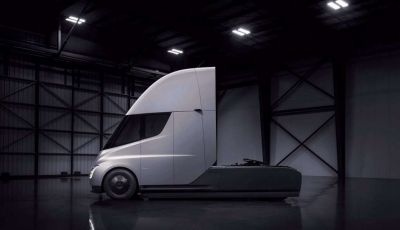 Il nuovo Truck Semi di casa Tesla scelto da Pepsi