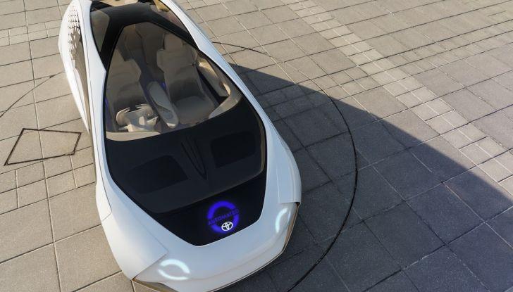 Toyota: motori a combustione come Diesel e benzina moriranno entro il 2050 - Foto 9 di 9