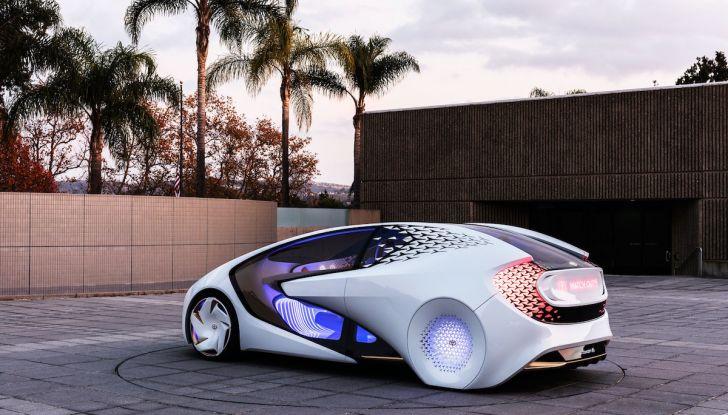 Toyota: motori a combustione come Diesel e benzina moriranno entro il 2050 - Foto 1 di 9