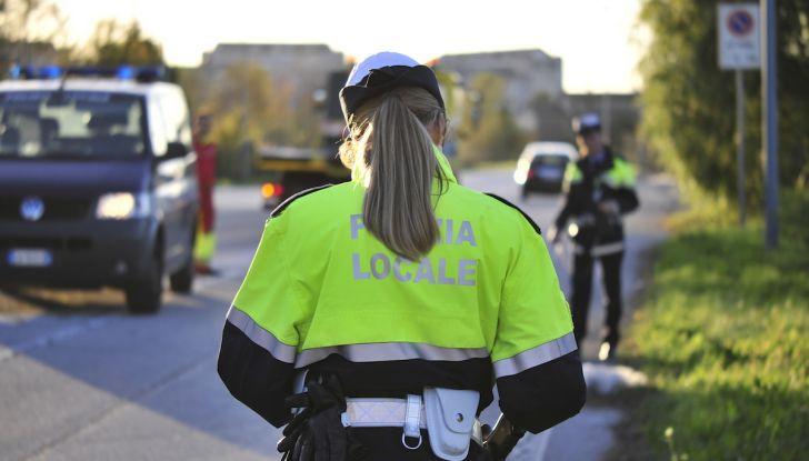Cuneo, i soldi delle multe per pagare la pensione integrativa ai vigili - Foto 1 di 6