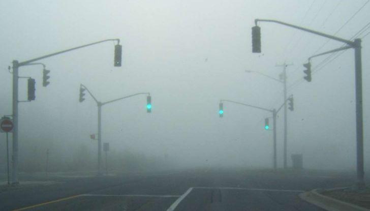 Visibilità ridotta causa nebbia, arriva il laser che illumina le strade - Foto 7 di 7