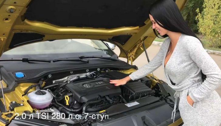 Volkswagen Arteon, in Russia il test drive si fa così - Foto 4 di 10