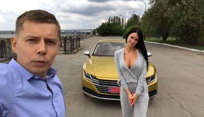 Volkswagen Arteon, in Russia il test drive si fa così