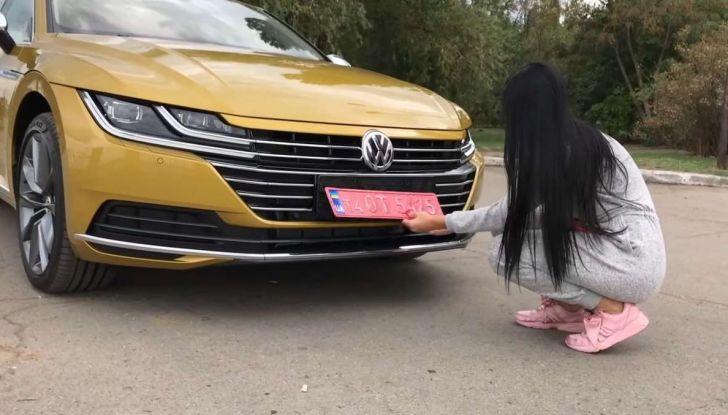 Volkswagen Arteon, in Russia il test drive si fa così - Foto 5 di 10