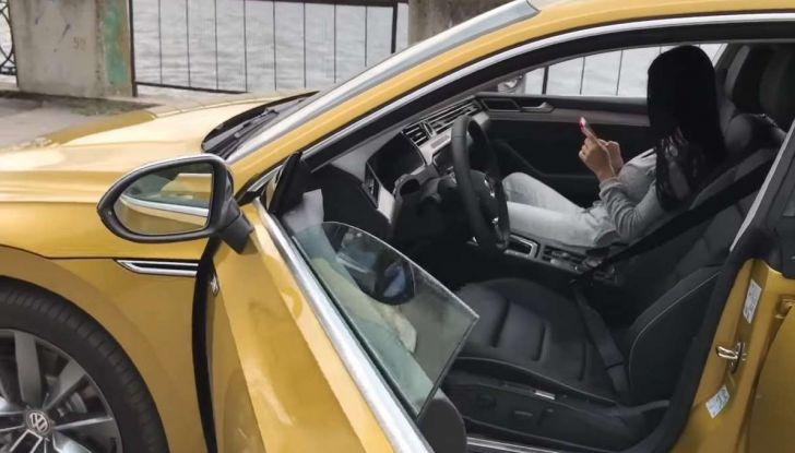 Volkswagen Arteon, in Russia il test drive si fa così - Foto 8 di 10