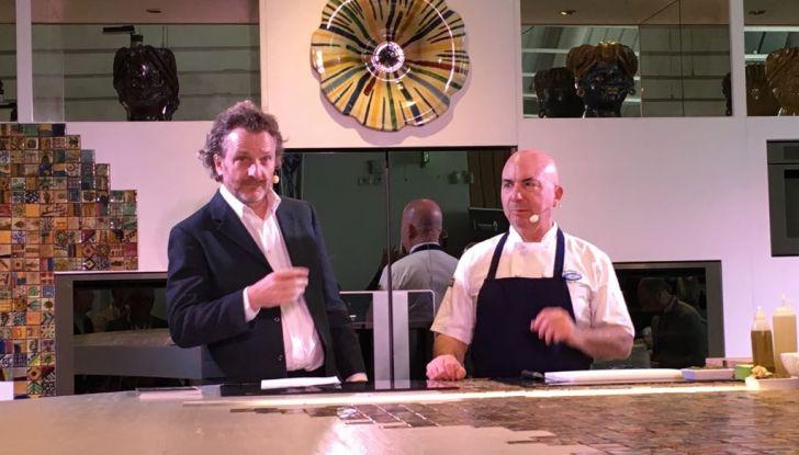 Koleos Experience per Eataly con Francesco Fontana Giusti e Oscar Farinetti - Foto 12 di 14