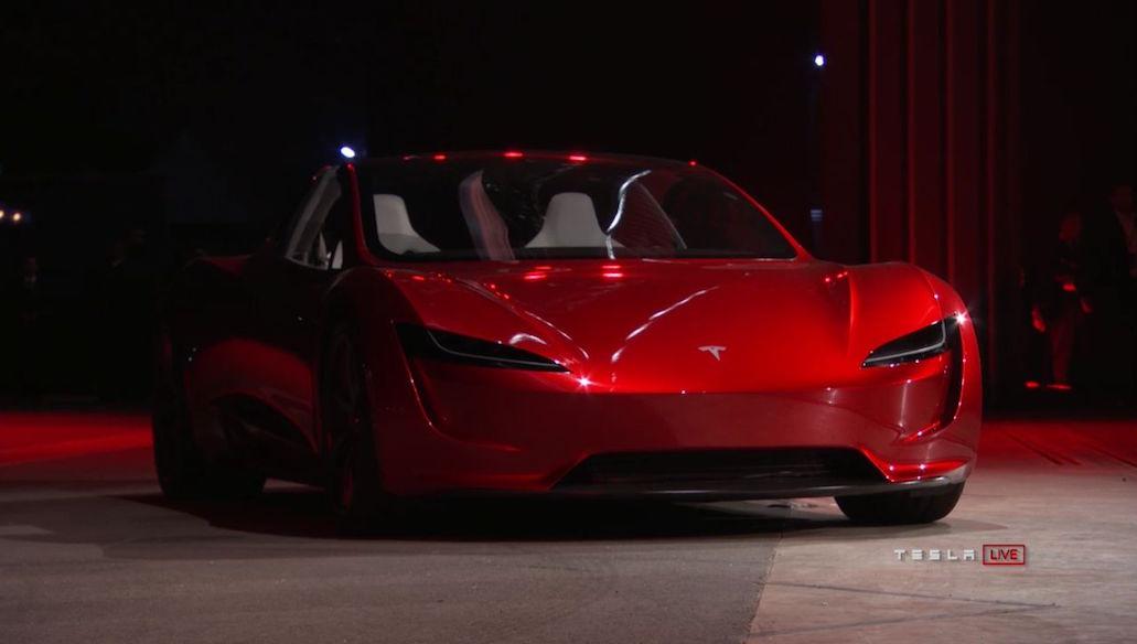 Tesla - Roadster