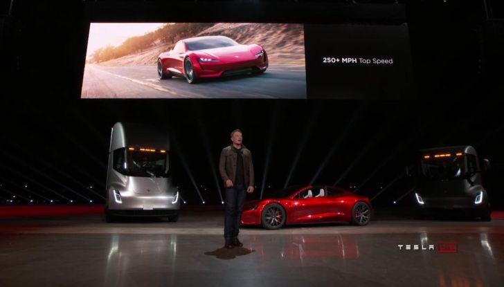 La nuova Tesla Roadster è l'auto più veloce del mondo, lo dicono i tester - Foto 13 di 16