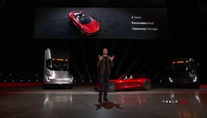 La nuova Tesla Roadster è l'auto più veloce del mondo, lo dicono i tester - Foto 16 di 16