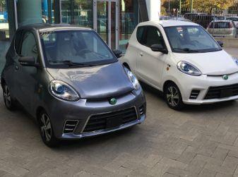 ZD2, l'auto elettrica che si può guidare a 16 anni