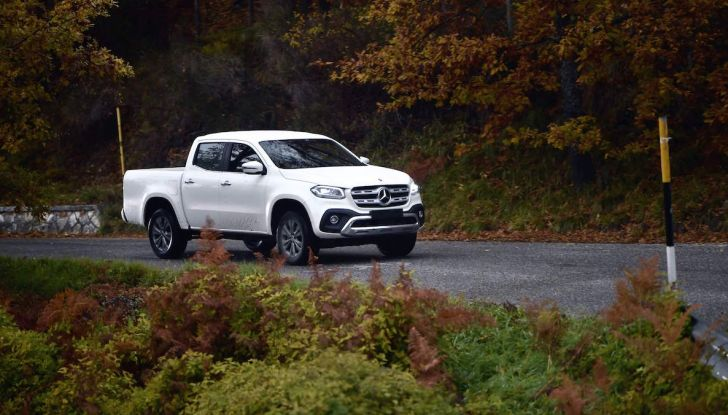 Mercedes-Benz Classe X: il primo pick-up Premium è firmato dalla Stella - Foto 17 di 17