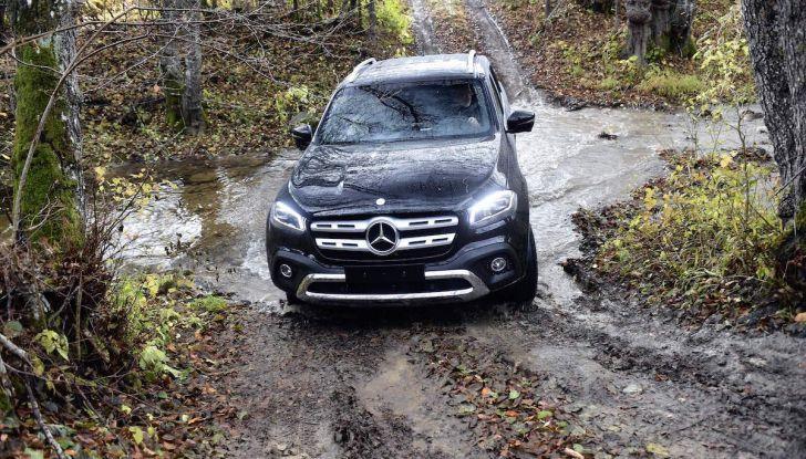 Mercedes-Benz Classe X: il primo pick-up Premium è firmato dalla Stella - Foto 6 di 17
