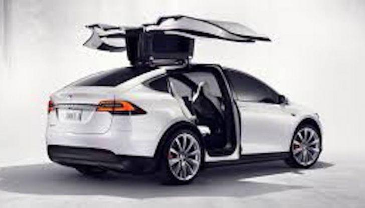 Tesla Owner Club, la sfida: Tesla Model X VS Range Rover HSE in 800Km - Foto 8 di 12